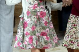 La Infanta Leonor cumple seis años