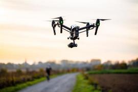 La UE regula por primera vez el uso civil de drones
