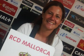 Rosa Planas abandona la presidencia de la Federació de Penyes del Mallorca