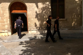Un padre, condenado por agredir a su hijo con un vaso de cristal en Palma