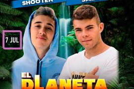 El mundo YouTuber recala en Trui Teatre con Shooter y Salva y 'El planeta de los simios'