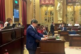 El Parlament inicia la supresión del aforamiento de diputados y miembros del Govern