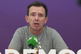 Salvador Aguilera anuncia su baja de Podemos