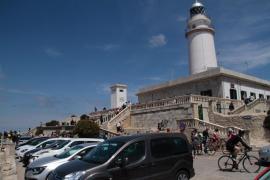 La prohibición de acceder en coche al faro de Formentor se retrasa al 9 de julio