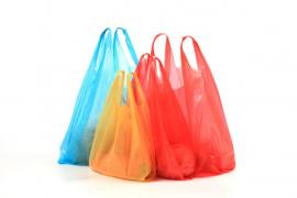 Las bolsas de plástico de todos los comercios, de pago desde el 1 de julio