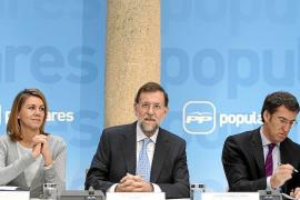 Rajoy promete defender la sanidad y la educación públicas y las pensiones