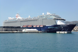 Los cruceros de Baleares, entre las 'Banderas Negras' 2018 de Ecologistas en Acción