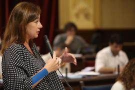El Gobierno garantiza a Armengol su «voluntad de solucionar» el retraso del descuento del 75 %