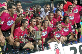 Real Mallorca, una Copa de 15 años
