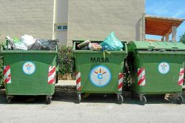 El Ajuntament de Calvià sube la tasa de basura en las viviendas para 2012 entre un 17% y un 60%