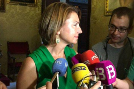 Durán asegura que Noguera ha llevado a la Playa de Palma a una «situación límite» de «abandono»