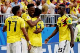 Colombia pasa a octavos como primero de grupo tras ganar a Senegal