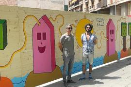 Albert Pinya 'ilustra' la construcción de un edificio «sostenible» en Palma