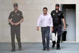 En libertad el presidente de Diputación de Valencia y los otros cinco detenidos
