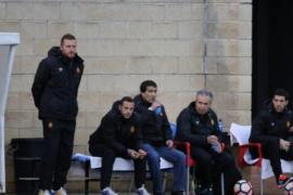 Julián Robles, nuevo entrenador del Mallorca B