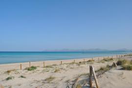 La playa de Muro, la tercera mejor de España para ir con niños