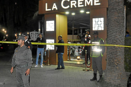 Detenido en un hotel de Calvià un joven relacionado con un crimen en Marrakech