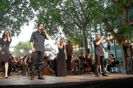 Cap Pela, en el 'Concert de la Lluna a les Vinyes' con «temas emblemáticos»