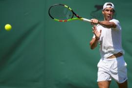 Nadal espera enfrentarse a Federer en Wimbledon