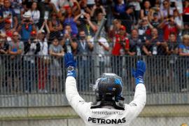 Bottas, el más rápido en la sesión de clasificación en Austria