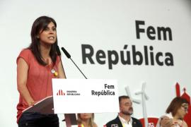 ERC promete «hacer real» la autodeterminación de Cataluña sin renunciar a la «desobediencia»