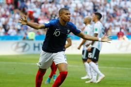 Mbappé arrolla a Argentina y mete a Francia en cuartos