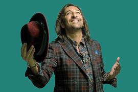 Antonio Carmona: «Siempre disfruto mucho cuando toco en Palma, es un lugar lleno de alegría»