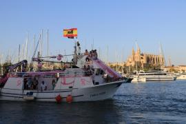 Devoción marinera en honor a Sant Pere
