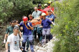 Aumenta el número de rescates en montaña en Mallorca durante este año respecto a 2010