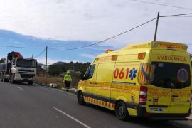 Muere atropellado por un autobús un turista en Ibiza