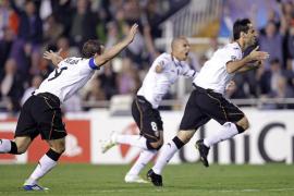 El Valencia se mantiene vivo en Europa