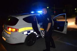 Detenido en Andratx por incumplir la orden de alejamiento de un bar