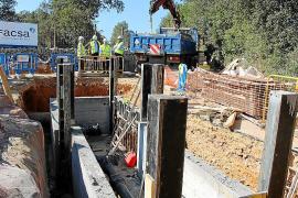 Inician el expediente de la tubería de Son Fiol de Inca que garantizará el servicio de agua potable