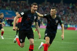 Croacia se planta en cuartos de final tras superar a Dinamarca