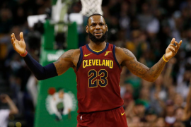 LeBron James se decide por Los Ángeles Lakers