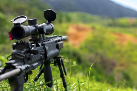 China crea un rifle láser que puede abrasar personas a un kilómetro