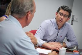 Jorge Rodríguez dimite como presidente de la Diputación de Valencia