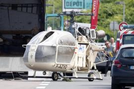 París admite posibles errores en la fuga de película de una prisión en helicóptero
