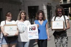 Alianza Mar Blava entrega más de 15.000 alegaciones al proyecto de sondeos MedSalt-2