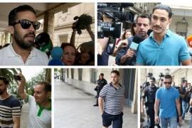 Un miembro de La Manada pasa las vacaciones en Ibiza