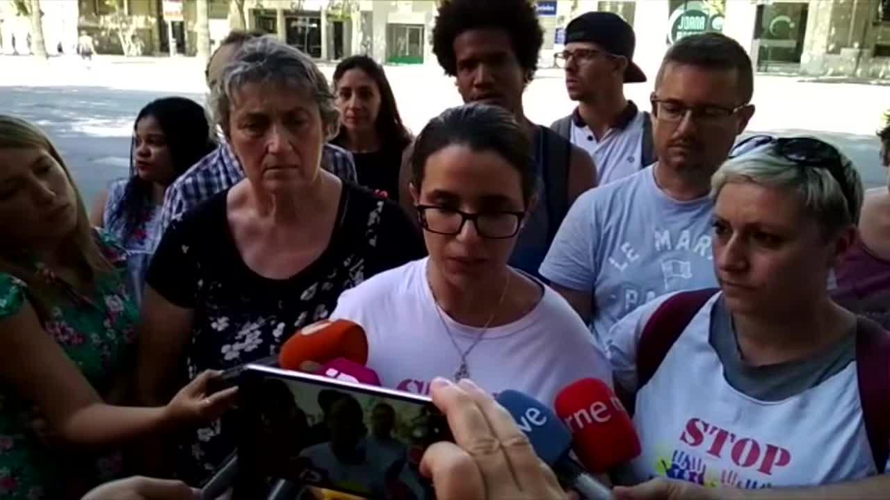 Stop Desahucios denuncia una violación a una menor
