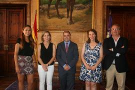 Nueva secretaria técnica de Economía y Hacienda en el Consell de Mallorca
