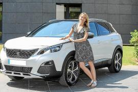 Verónica Blume, nueva embajadora del Peugeot 3008