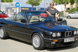 BMW 325i, un descapotable con personalidad
