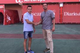 Pablo Valcarce, cuarto fichaje del Real Mallorca