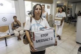 Alianza Mar Blava presenta cerca de 50.000 alegaciones contra Medsalt-2.