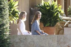 La Princesa Leonor y la infanta Sofía, de campamento de verano en Estados Unidos