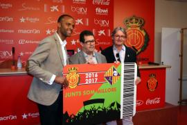 El Mallorca propondrá acciones conjuntas a los principales clubes de la Isla