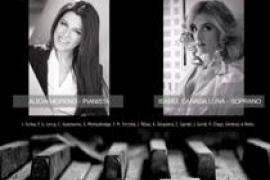 Isabel Cañada Luna y Alicia Moreno llevan 'Poemas en forma de canción' a Sóller