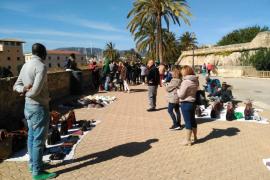 PIMEM de Mallorca pide crear un plan rehabilitador laboral para los vendedores ilegales